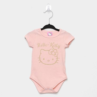Body Infantil Marlan Hello Kitty Bebê