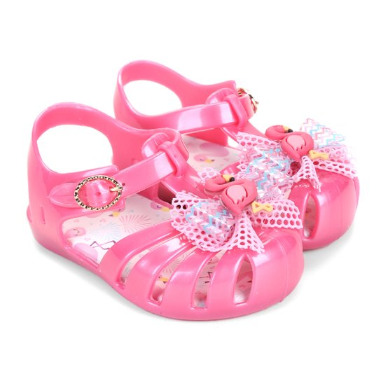 0f72e05f9 Sandália Infantil Pimpolho Flamingo Feminina | Netshoes