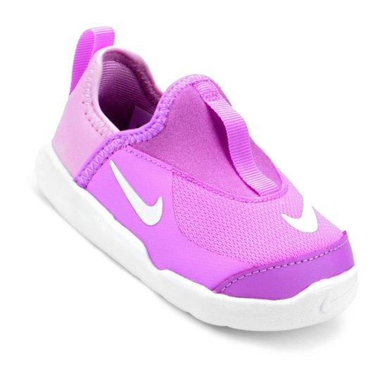39b718dc410 Tênis Infantil Nike Lil Swoosh Feminino - Rosa - Compre Agora
