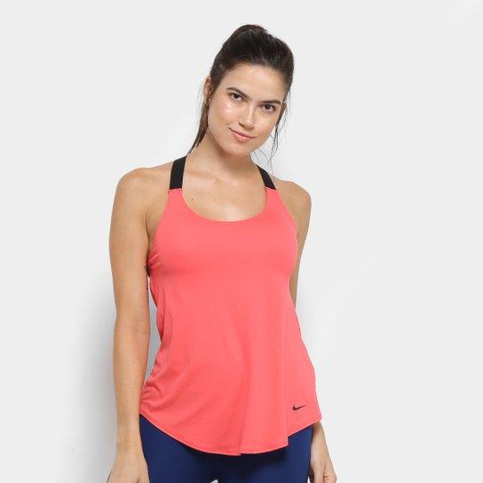 3db49db49f Regata Nike Dri-Fit Elastika Feminina - Rosa - Compre Agora