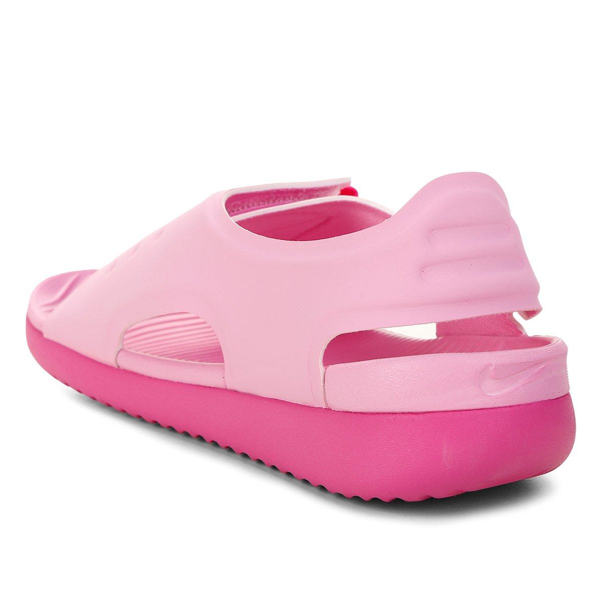 Sandália Infantil Nike Sunray Adjust 5 - Tam: 31 - 1