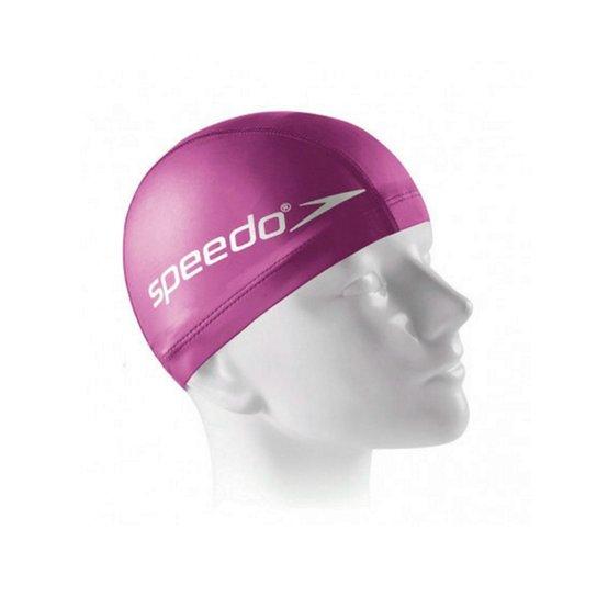 Touca De Natação Speedo Confort 3D - Rosa - Compre Agora  a48535cd009