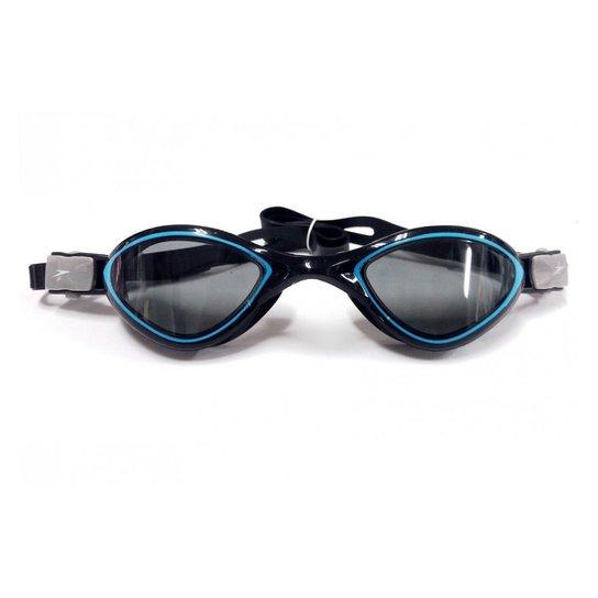 e2d1ce1ef690f Oculos Speedo Avatar - Preto e Azul - Compre Agora