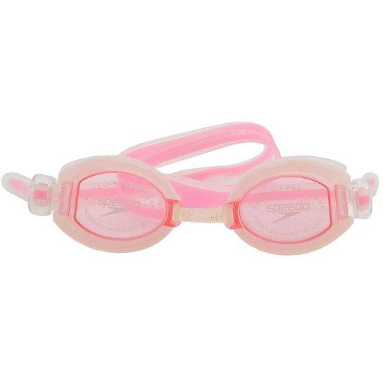 a61c7df01 Óculos de Natação Speedo New Shark Feminino - Rosa - Compre Agora ...