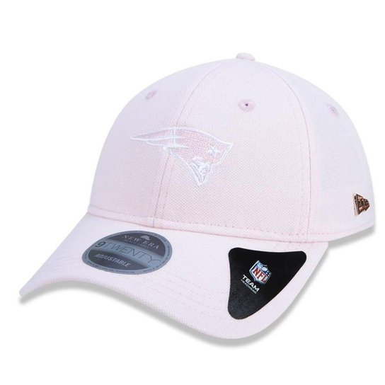 Boné New England Patriots 920 Micro Stitch Rosa - New Era - Compre ... da86b784db812