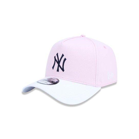 0d38df3e4be22 Bone 940 New York Yankees MLB New Era - Compre Agora