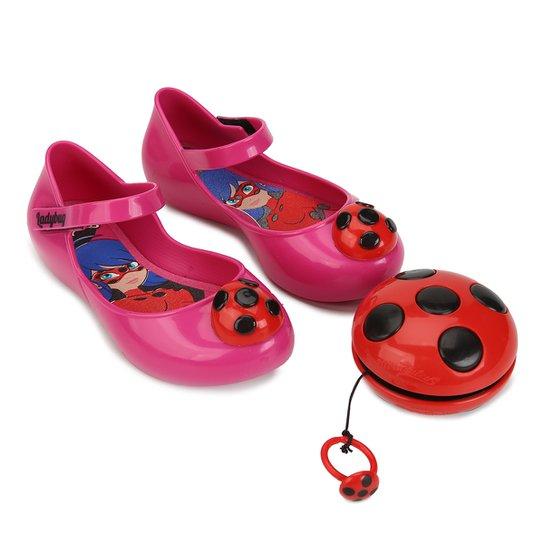 89ba0bd03ed Sapatilha Grendene Ladybug Miraculous Infantil - Compre Agora