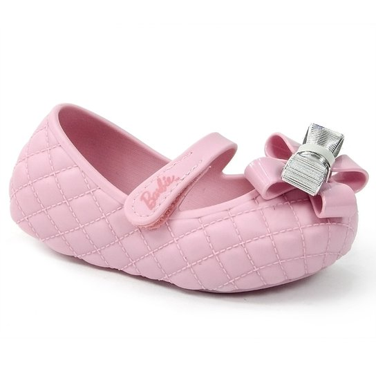 5ca090245 Sapatilha Barbie Grendene - Rosa - Compre Agora