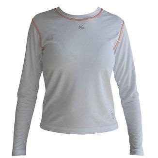 Camisa Feminina Kanxa Ml Uv+Anti Inseto - 6709 47ca89c5229bf