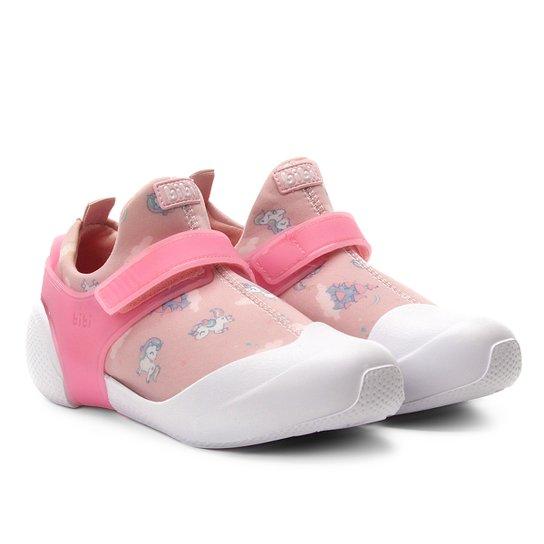db8419dcc9 Tênis Infantil Bibi 2Way Feminino - Rosa - Compre Agora