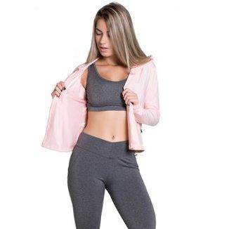 6772ed43d5 Jaquetas e Casacos Femininos para Fitness e Musculação