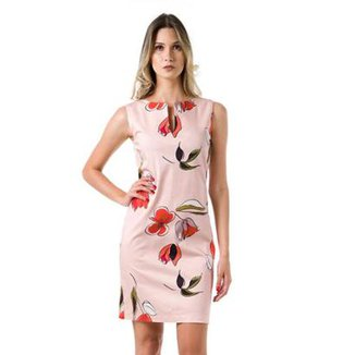 Vestido Bloom Tubo Estampado
