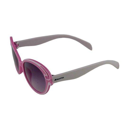 Óculos de Sol Khatto Infantil Infinty Feminino - Compre Agora   Netshoes 5d855fff56