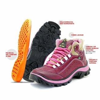 55d03f52ce2 Bota Atron Shoes Adventure Feminina