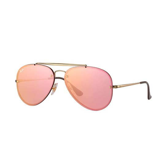 e14afc007 Óculos de Sol Ray-Ban Blaze Aviator Feminino | Netshoes