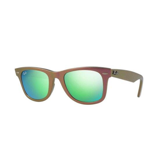 49325271b Óculos de Sol Ray-Ban Original Wayfarer Masculino - Rosa | Netshoes