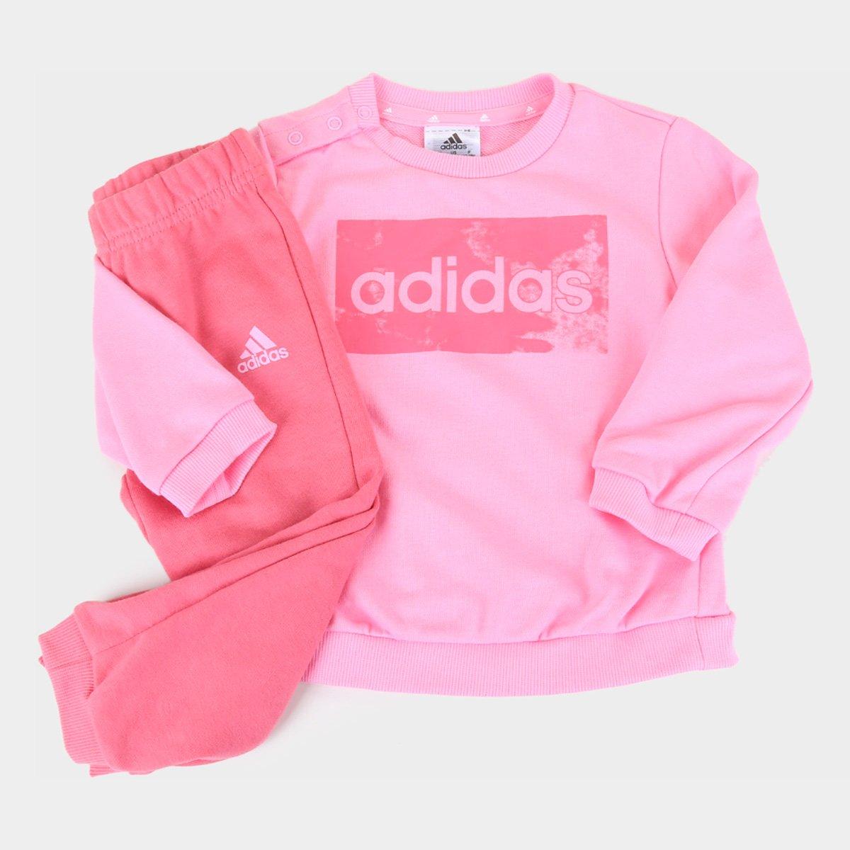 Agasalho Bebê Adidas Jogger Essentials