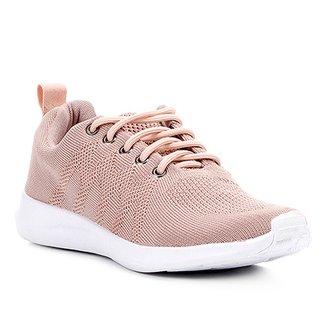 71203804536 Tênis Shoestock Tricô Feminino