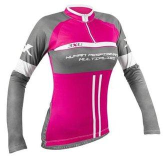 Camisa de Ciclsimo - Camiseta de Ciclismo Aqui  5232f1d34b365