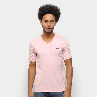 Camiseta Lacoste Live Masculina
