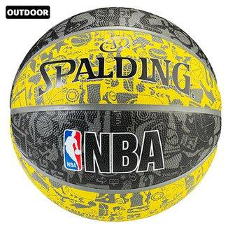 Bola Basquete NBA Spalding Graffiti Tam. 7 613d72b30ed90