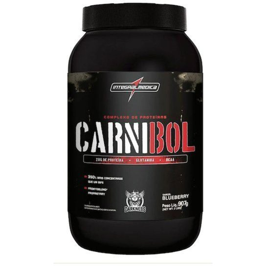a532bda14 Carnibol 907 g - IntegralMédica - Blueberry - Compre Agora