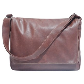 Compre Bolsa Carteiro Masculina Online   Netshoes b8f2ea5d68