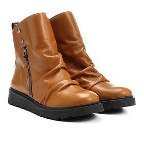 ceef7bf2c1 Bota Feminina Comfortflex 1797303 - Compre Agora