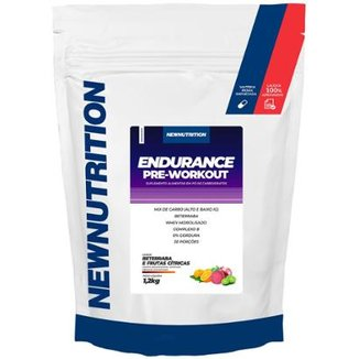 Endurance Pré Workout 1,2kg NewNutrition