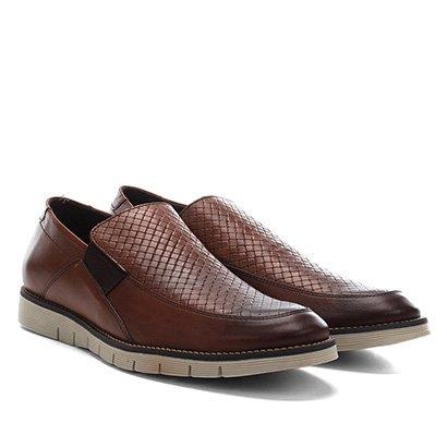 Sapato Couro Casual Ferricelli Life Masculino