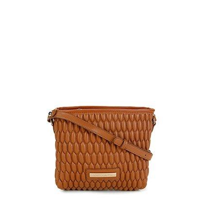 Bolsa Loucos & Santos Mini Bag Matelassê Transversal Feminina
