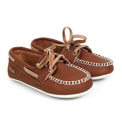 Sapato Infantil Klin Mocassim Curumim Masculino
