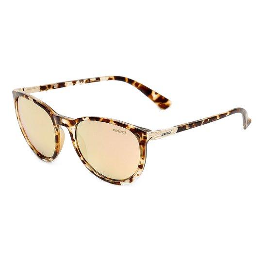 b251e0642 Óculos de Sol Colcci Donna C0030F7546 Feminino - Caramelo | Netshoes
