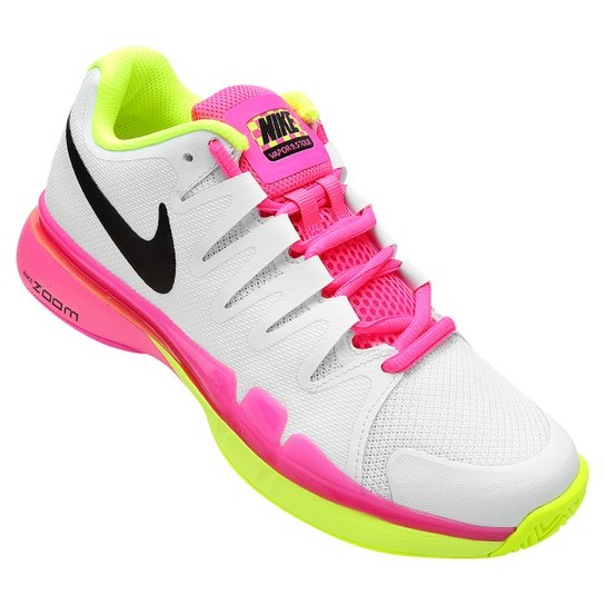 2cb25059426 Tênis Nike Zoom Vapor 9.5 Tour Feminino - Compre Agora