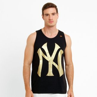 Camiseta Regata New Era MLB New York Yankees d46b2752e8a
