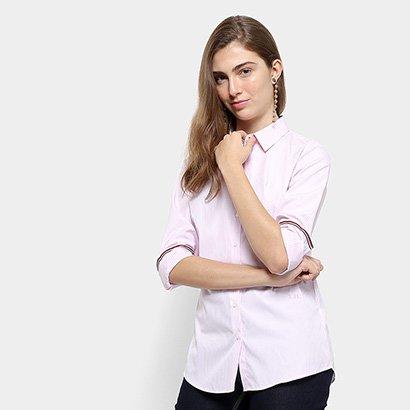 Camisa Tommy Hilfiger Essencial Frederica Feminina