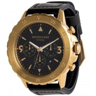 c66bd7c6b5d0e Relógio Quiksilver B-52 Chrono Leather