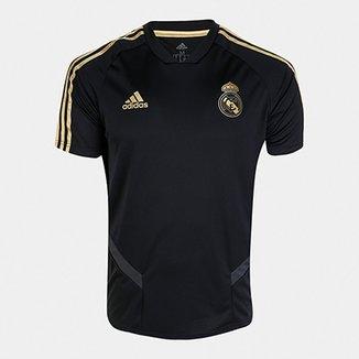 e7e9ff4429 Camisa Real Madrid Treino 19/20 Adidas Masculina