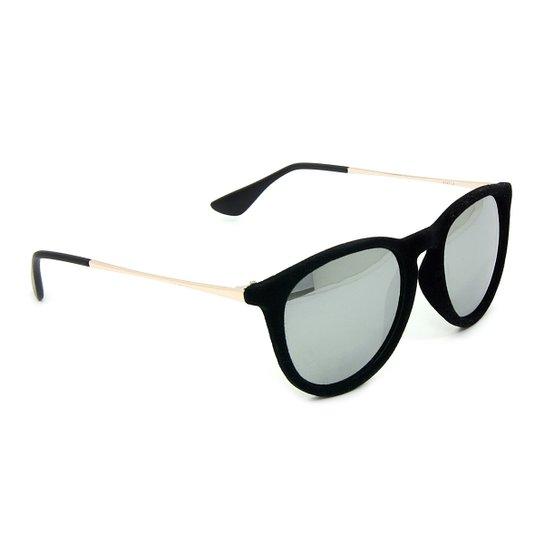 e2384e53c Óculos Bijoulux de Sol Estilo Érika Espelhado - Compre Agora | Netshoes