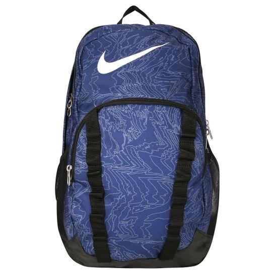Mochila Nike Brasília Graphic 7 - Compre Agora  a117e65d10cf0