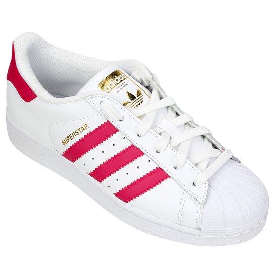 ed390250c Tênis Adidas Superstar Foundation Infantil - Compre Agora