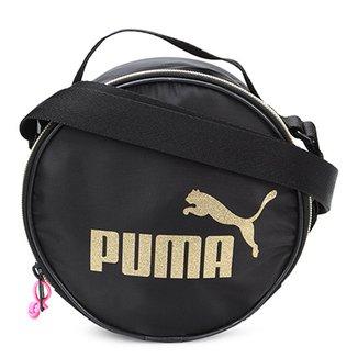 Bolsa Puma Mina Bag WMN Core Round Case Seasonal Feminina 890e0fc382d