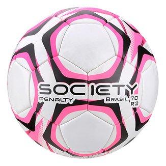 Compre Bola Penalty Society em Microfibra Online  b4a2c55db8ec6
