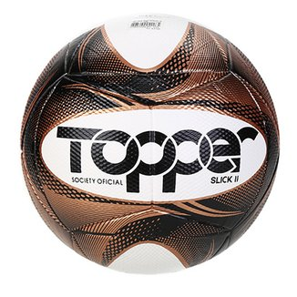 Bola Society Slick II Topper Exclusiva e0ad0cca02204