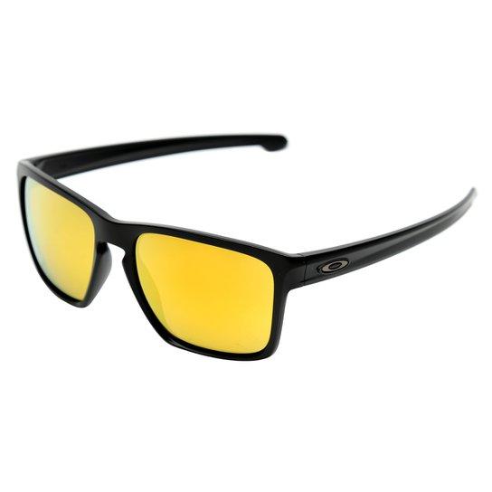 cb2c5bc2e5741 Óculos Oakley Sliver Xl-Iridium - Compre Agora   Netshoes