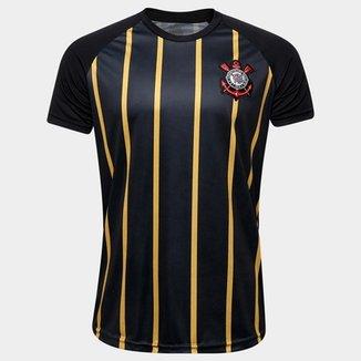 Camisa Corinthians Gold - Edição Limitada Masculina 4133f4353b3