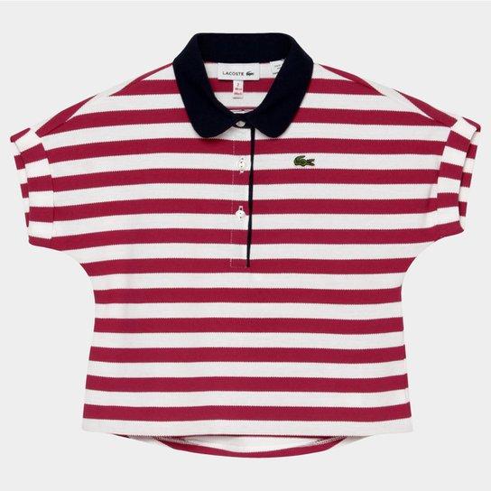 0f3487d3d Camisa Polo Lacoste Infantil - Compre Agora | Netshoes