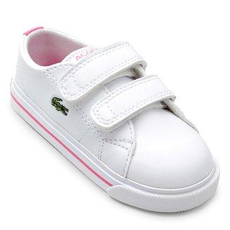 Tênis Infantis Lacoste   Netshoes c290360071