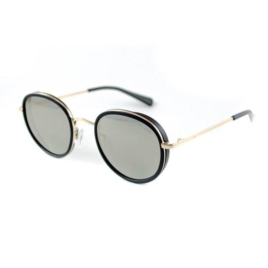 f33b24c68 Óculos Atitude - AT5293 A01 - Preto+Dourado