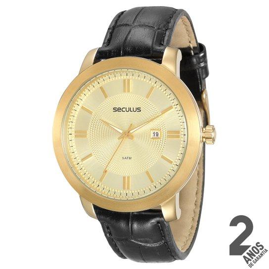 bb6f45d8c39 Relógio Seculus Clássico - Compre Agora